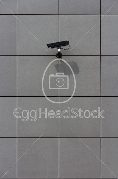Big brother: Surveillance camera aimed at his target - EggHeadStock