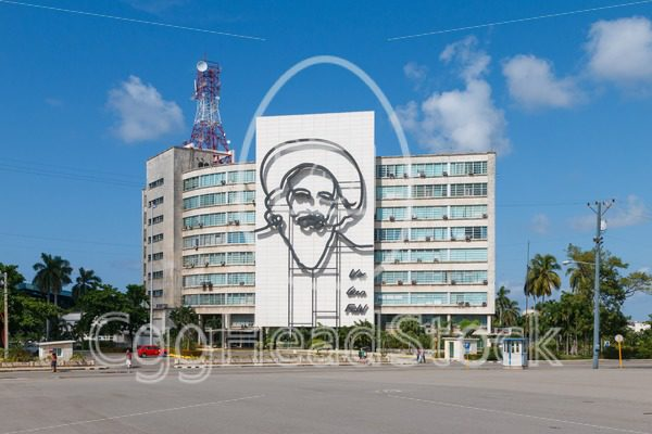 Building of Ministry of Informatics and Communications in Havana, Cuba - EggHeadStock