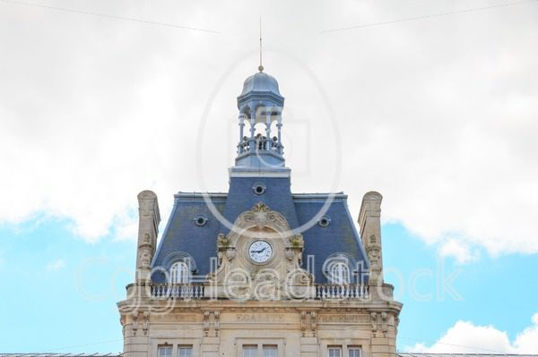 City Hall of Coutances, Normandy, France - EggHeadStock