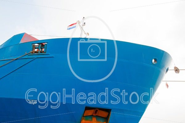 Front of a large ship - EggHeadStock
