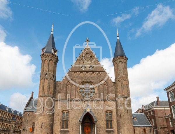 The Hall of Knights (Ridderzaal) in The Hague, Netherlands - EggHeadStock