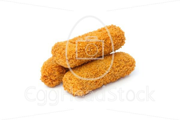 Three Dutch croquettes - EggHeadStock