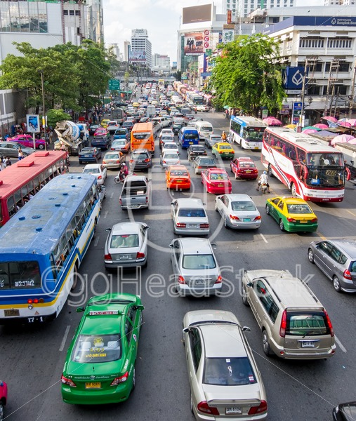 traffic jams in bangkok Answer 1 of 14: hi is there any particular time of the day when bangkok traffic is not so bad (less traffic jams) in case we need to use a taxi thanks.