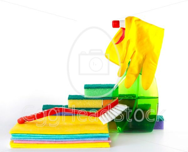 Various cleaning products displayed - EggHeadStock