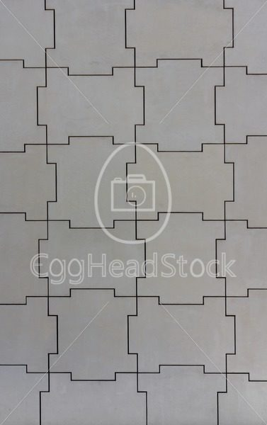 Wall structure of jigsaw pieces - EggHeadStock
