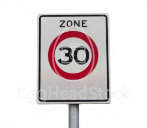 Zone 30 speed limit - EggHeadStock