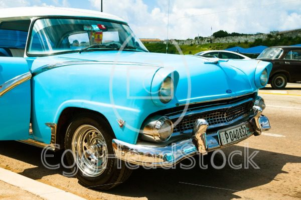 Ford Fairlane Crown Victoria in Cuba - EggHeadStock