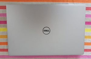 XPS13 top view